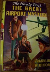 The Hardy Boys: The Great Airport Mystery #9