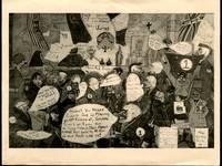 Circle One - Suicidal Tendencies Flyer: At The Basement on Alvarado, 1981