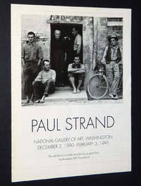 Paul Strand: National Gallery of Art, December 2, 1990 - February 3, 1991