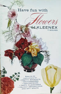 Have Fun with Flowers of Kleenex Tissues