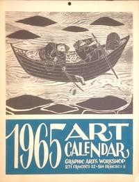 1965 art calendar