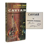 CAVIAR by Theodore Sturgeon - Paperback - Signed First Edition - from Astro Trader Books (SKU: 1000-660)