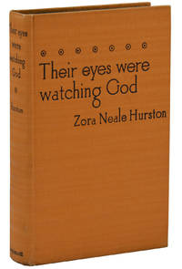 Their Eyes Were Watching God by  Zora Neale Hurston - First Edition - 1937 - from Burnside Rare Books, ABAA (SKU: 140939845)