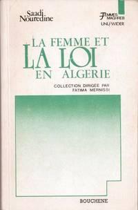 La femme et la loi en Algérie