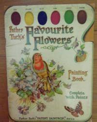 FATHER TUCK'S FAVOURITE FLOWERS PAINTING BOOK