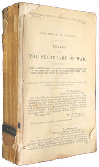 Letter from The Secretary of War, Transmitting, with a Letter from the Chief of Engineers,...