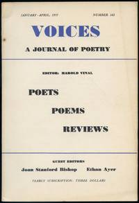 Voices: A Journal of Poetry: January-April, 1957