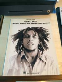 image of One Love: The Very Best of Bob Marley & The Wailers (Piano - Vocal - Guitar)