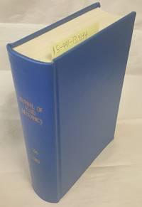 Journal of Fluid Mechanics Volume 100 Parts 1-4