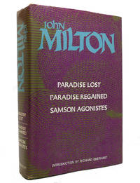 image of PARADISE LOST, PARADISE REGAINED AND SAMSON AGONISTES