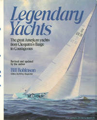 image of Legendary Yachts; Revised Edition