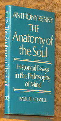 THE ANATOMY OF THE SOUL