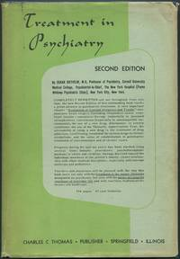 image of Treatment in Psychiatry