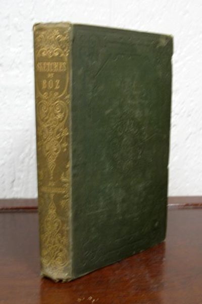 London: Chapman & Hall, 1850. 1st Cheap edition (in volume form). Original green blindstamped cloth ...