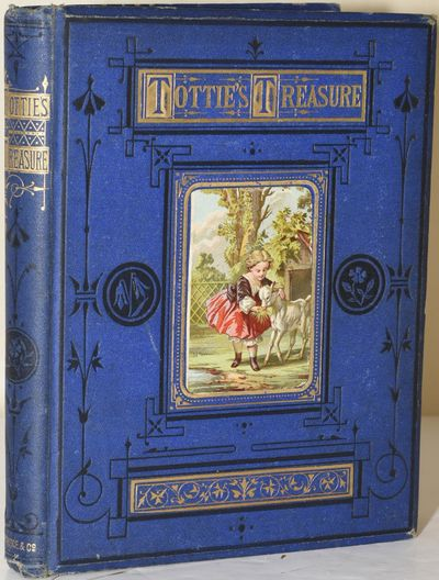 London: Seeley, Jackson and Halliday, 1873. An uncommon children's book from the