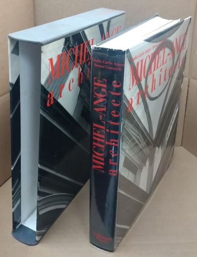 Milano: Gallimard/Electa, 1991. Hardcover. Quarto; pp 387; G/G condition; black spine with red text;...