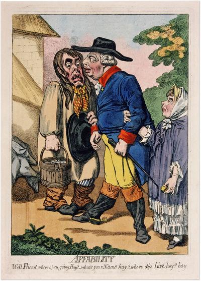Affability, London, 1795