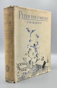 J. M. Barrie's Peter Pan & Wendy (in a dust jacket)