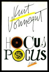 HOCUS POCUS - A Novel by  Kurt Jr Vonnegut - First Edition - 1990 - from W. Fraser Sandercombe (SKU: 221460)
