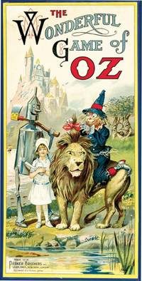 WONDERFUL GAME OF OZ by  L.FRANK BAUM - from Aleph-Bet Books, Inc. and Biblio.com