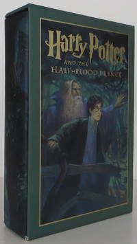 Harry Potter and the Half-blood Prince by  J. K Rowling - Signed First Edition - 2005 - from Bookbid Rare Books and Biblio.com