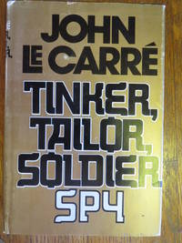 image of Tinker, Tailor Soldier, Spy