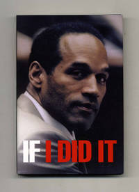 image of If I Did It  - 1st Edition/1st Printing