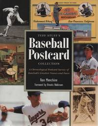 Tuff Stuff's Baseball Postcard Collection