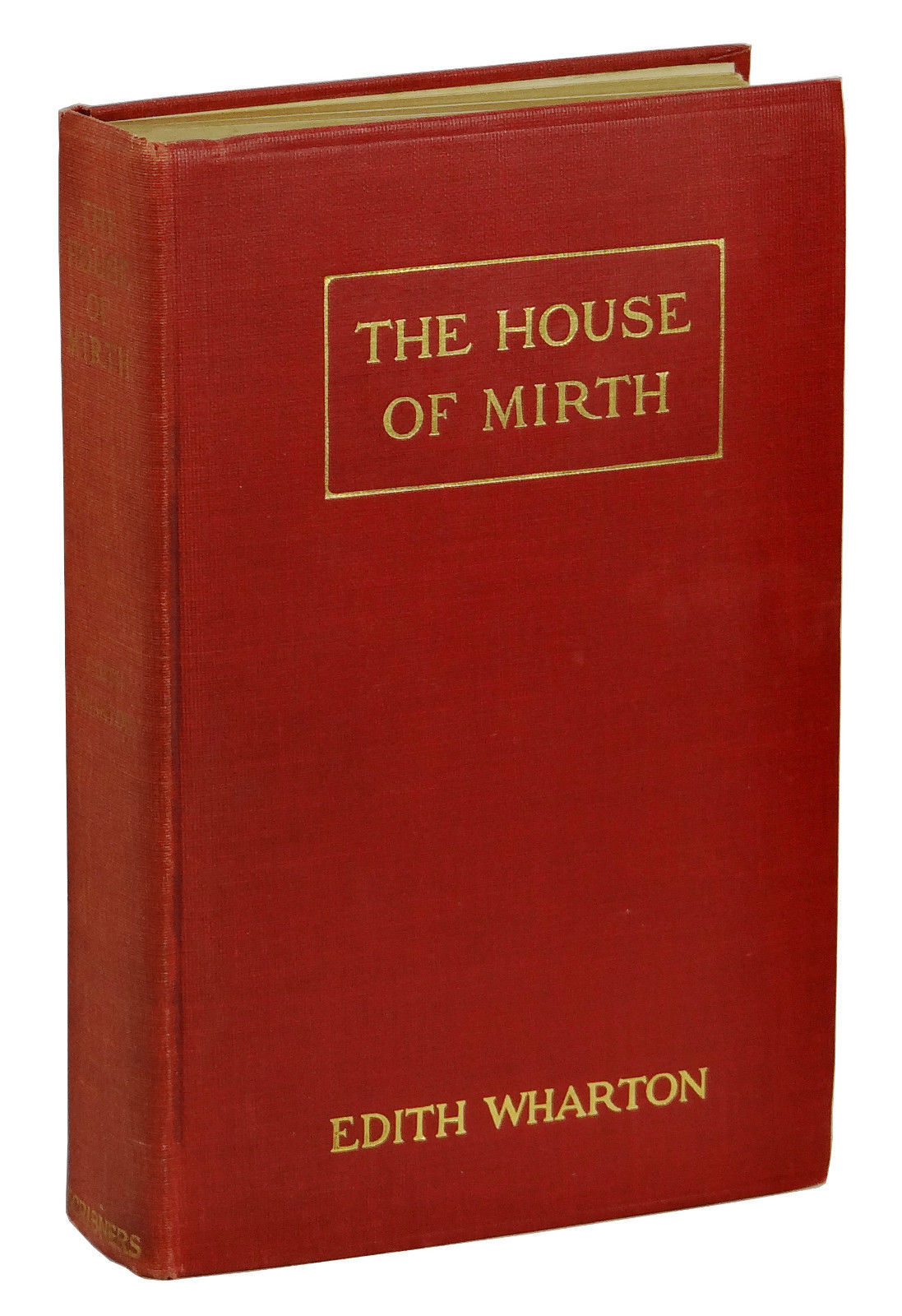 house of mirth Free essay: objectification of women in the house of mirth edith wharton's the  house of mirth is an affront to the false social values of fashionable new.