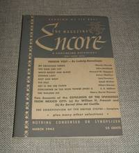 image of The magazine Encore for March 1943