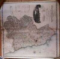 Map of the County of Northumberland from an actual survey made in the years 1827 & 1828