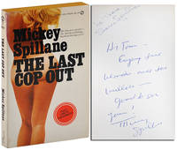 image of THE LAST COP OUT - INSCRIBED BY MICKEY & SHERRI SPILLANE