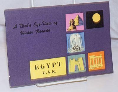 : , 1961. p., stapled wraps, 8 x 5.25 inches landscape format, illus., maps, tables, lightly worn el...