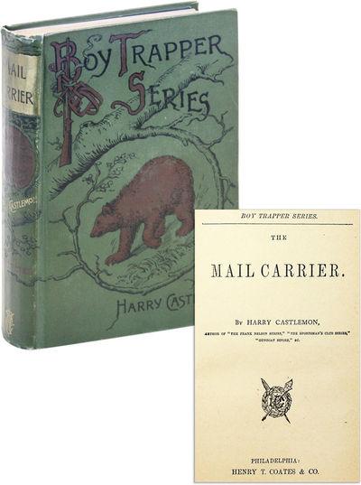 Philadelphia: Henry T. Coates & Co, . Reprint. Octavo (19cm); deep green pictorial publisher's cloth...