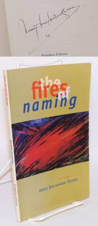 The fires of naming; poems