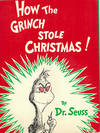 image of How the Grinch Stole Christmas! ( Dust-jaCKET ONLY. 1st edition second state.)