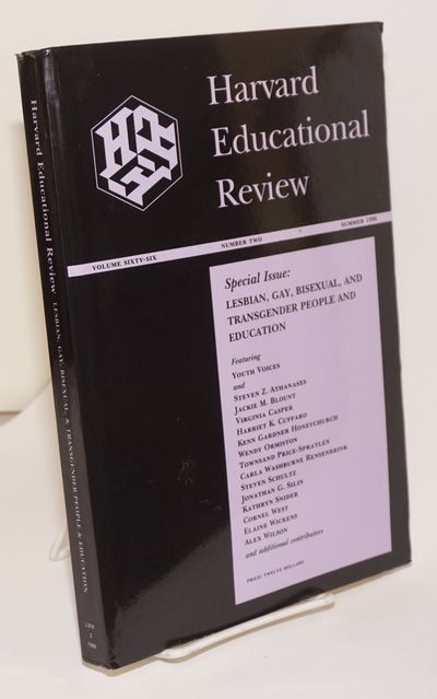 Cambridge: Harvard College, 1996. Paperback. ix, 265p., very good first edition trade paperback jour...