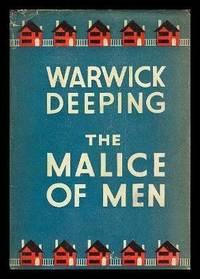 THE MALICE OF MEN