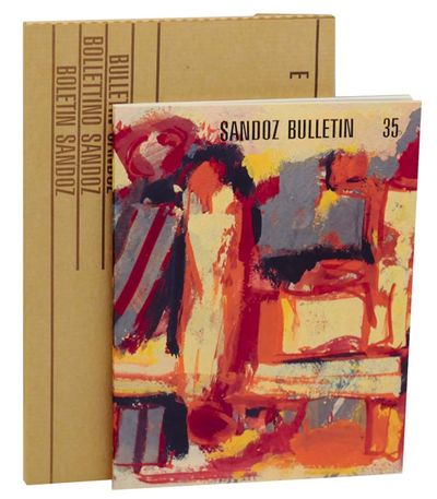 Basel, Switzerland: Sandoz Ltd, 1974. First edition. Softcover. Text in English. Features an article...