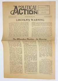 image of Political Action. No. 91 (April 13, 1912)