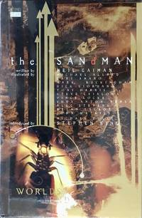 image of SANDMAN : WORLDS END (Hardcover 1st. Print w/ original jacket art)