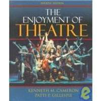 image of Enjoyment of Theatre, The