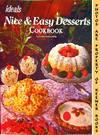 Nice And Easy Desserts From Ideals