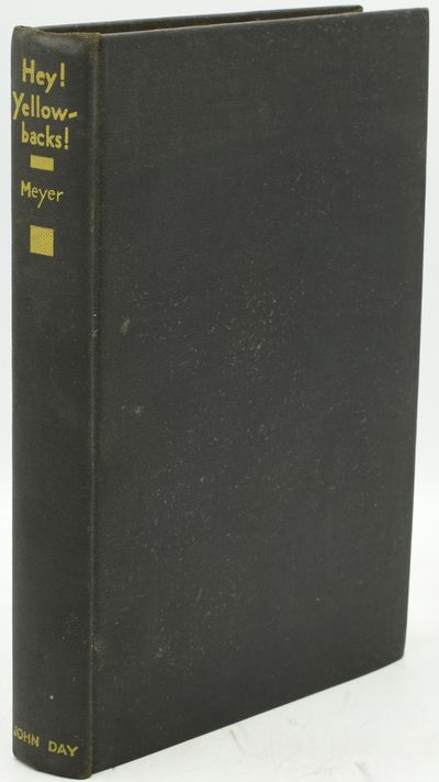 New York: The John Day Company, 1930. First Edition. Hard Cover. Very Good binding. Numeral '9' inke...