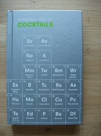 image of The Periodic Table of Cocktails
