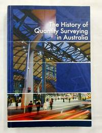 image of The  History of Quantity Surveying in Australia