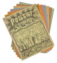 POETRY COMICS! [Nos. 1-7]