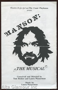 image of THEATRE-A-GO-GO! AND THE COAST PLAYHOUSE PRESENT: Manson-The Musical