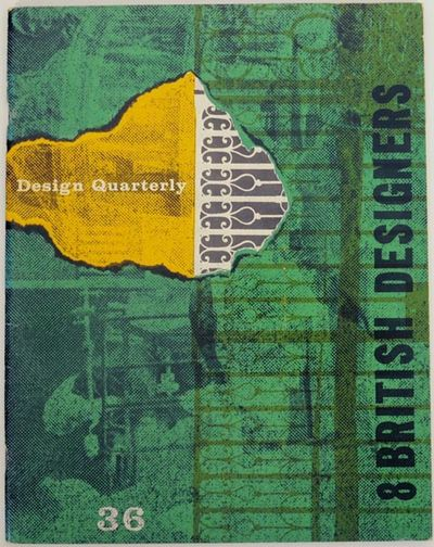 Minneapolis, MN: Walker Art Center, 1956. First edition. Softcover. 32 pages. Issue subtitled: