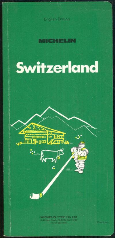 MICHELIN - Switzerland English Edition